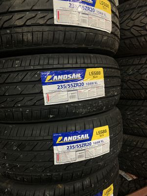 235/55/20 new tires for Sale in Arlington, TX