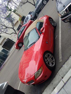 2003 BMW Z4 Roaster for Sale in San Diego, CA