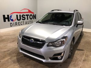 2016 Subaru Impreza Wagon for Sale in Houston, TX