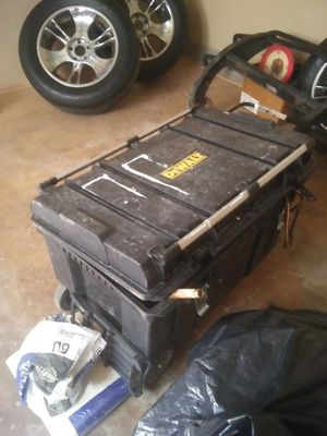 Dewalt tool box for Sale in Penns Grove, NJ
