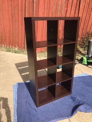 Wood shelves. Great storage! for Sale in Plano, TX