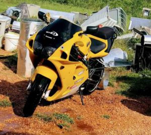 2001 zx750 Ninja for Sale in Decatur, GA