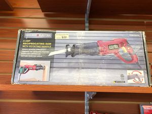 New in Box Reciprocating saw for Sale in Los Angeles, CA