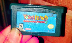 Yoshi's Island: Super Mario Advance 3 Nintendo Game Boy Advance, 2002 Cart Only for Sale in Woodbridge, VA