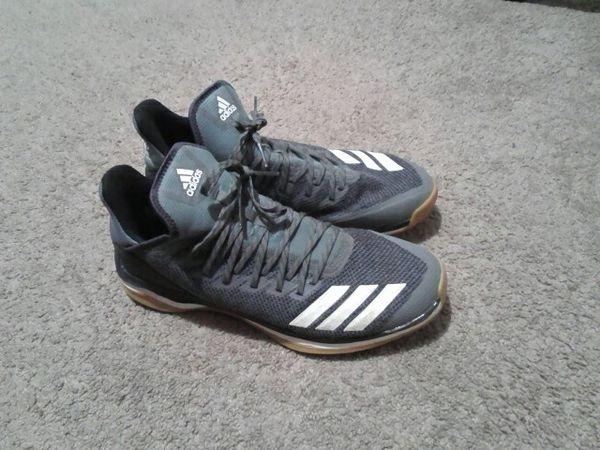 Size 10 1\2 adidas (Worn a few times)