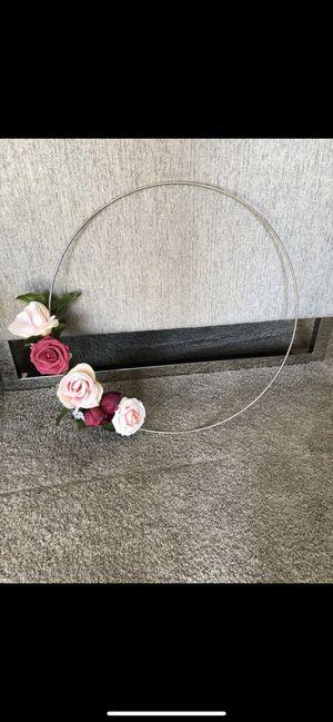 Flower hoop for Sale in Modesto, CA