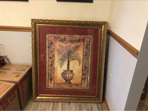 Antique framed picture for Sale in Rogersville, TN