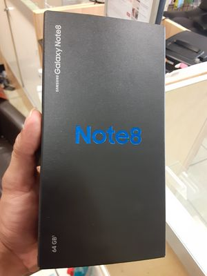 Note8 Fac Unlocked Pay Low Down No Credit Req for Sale in Houston, TX