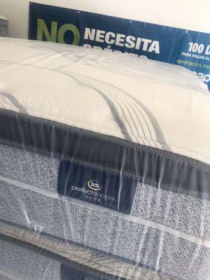 Serta Pillow Top Mattress Queen for Sale in Las Vegas, NV