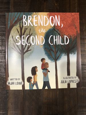 Brendon, the Second Child for Sale in Inglewood, CA