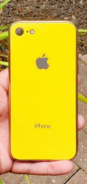 UNLOCKED IPHONE 7 EXCELLENT SHAPE TMOBILE ATT METRO CRICKET AND WORLD USE for Sale in Atlanta, GA