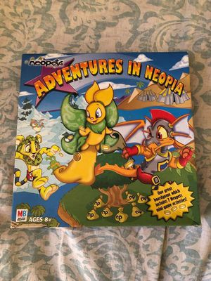 Neopets Board Game for Sale in Hanover, MA