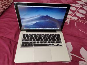 Apple macbook pro mid 2012 8gb ram, 500gb ssd,Mojave for Sale in Pembroke Pines, FL