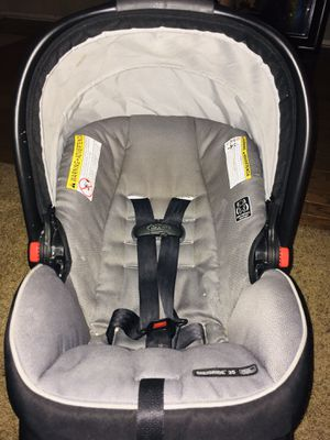 car seat and base for Sale in Corona, CA