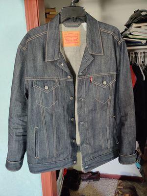 Levis Denim jacket for Sale in Pasadena, TX