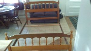 Full size bed frame for Sale in Wayland, MI