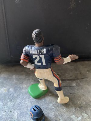 Woolford Chicago bears action figure for Sale in Elk Grove Village, IL