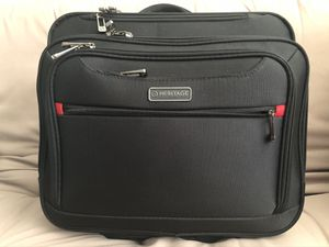 Heritage Travel Business Suitcase - New for Sale in Lexington, SC
