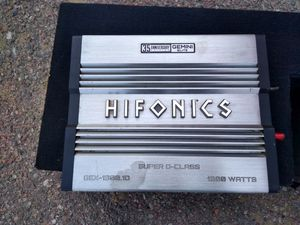 Amp Hifonics for Sale in Colorado Springs, CO