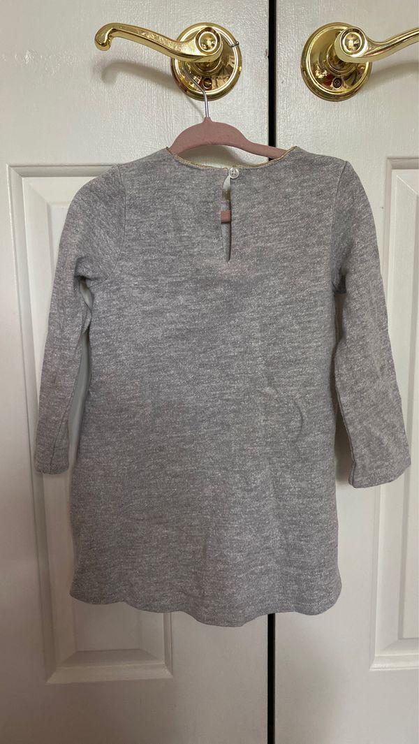 Mudpie Unicorn Dress-24m/2T