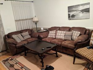 Ashley furniture..couch and a love seat for $300 for Sale in Peoria, AZ