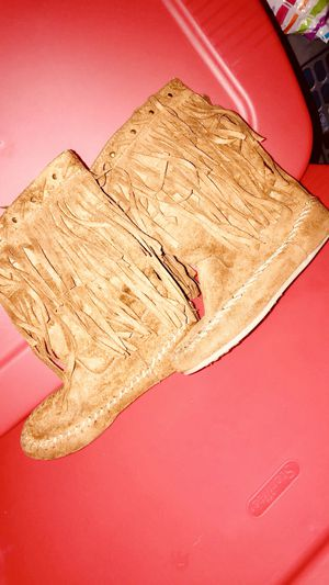 Boots little girls for Sale in Victoria, TX