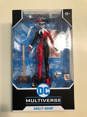 DC Multiverse 7 Inch Harley Quinn for Sale in Strongsville, OH