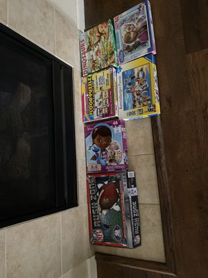 Kids puzzles & games for Sale in Elk Grove, CA