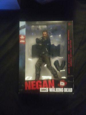 McFarlane Walking Dead Negan 10 inch figure for Sale in La Mirada, CA