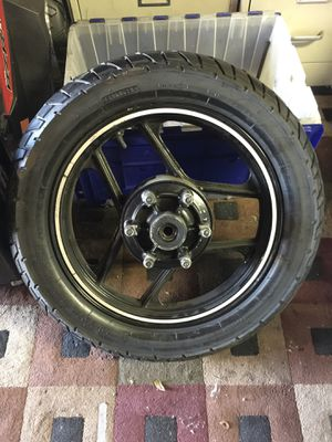Motorcycle tire for Sale in Los Angeles, CA