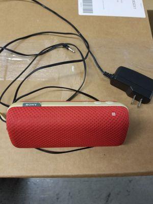 Sony bluetooth speaker for Sale in Manassas Park, VA
