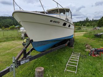 Bayliner Explorer 26-ft With Trailer for Sale in Yacolt,  WA