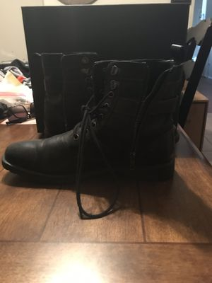 Aston Grey men's boots for Sale in Fort Worth, TX