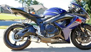 2007 Suzuki GSXR 750 for Sale in Fort Wayne, IN