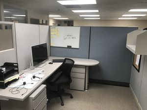 Cubicles by Herman Miller for Sale in Fresno, CA