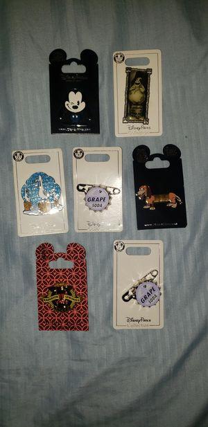Disney Collector Pins (price varies) for Sale in Santa Clara, CA