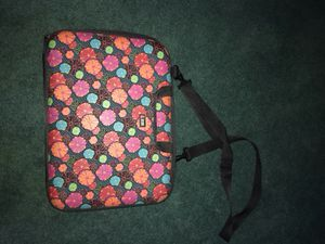 Hardcover flowery laptop case for Sale in Knoxville, TN