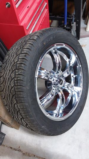 One new AR rim with new falken tire for Sale in Waterloo, IA