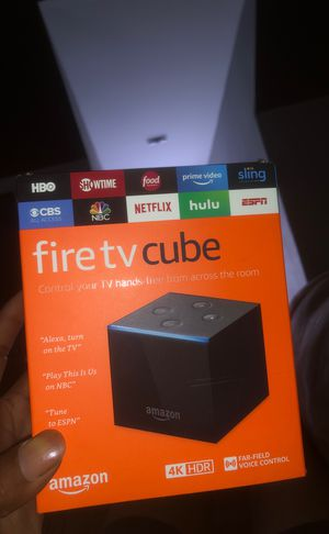 Fire tv cube for Sale in Ellenwood, GA
