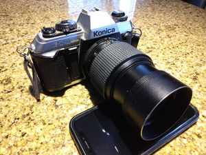 Konika SLR Film Camera for Sale in Ridgefield, WA