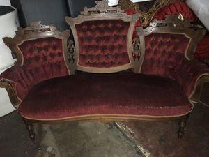 Vintage Loveseat for Sale in Fresno, CA