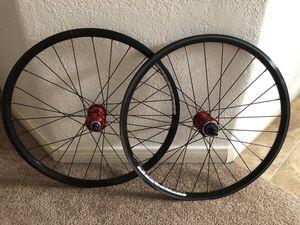 """20"""" BMX race wheel set Alien Nation Ankle Biter rims 20x1 1/8 for Sale in Lakeside, CA"""