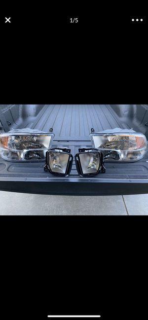 2017 Dodge Ram oem mopar lights for Sale in Palmdale, CA
