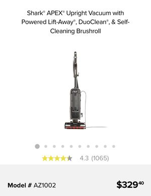 Shark Upright Vacuum brand new in box for Sale in Corona, CA