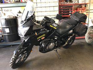 2010 Suzuki Vstrom 1000 FOR TRADE ONLY for Sale in Costa Mesa, CA