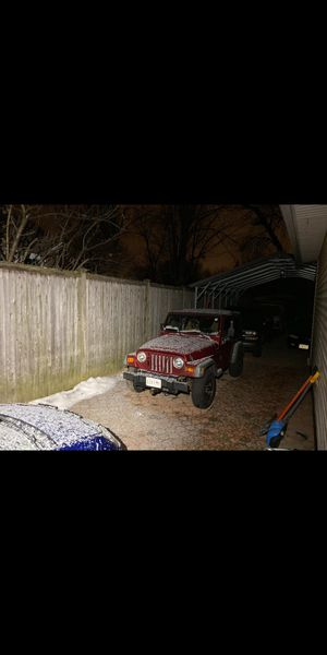 1999 Jeep Wrangler for Sale in Springfield, MA