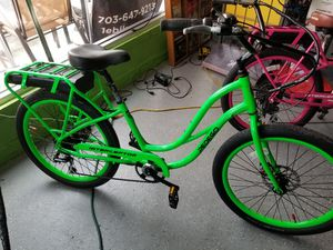 Pedego interceptor electric bikes have 4 different colors $2500 each for Sale in Chantilly, VA