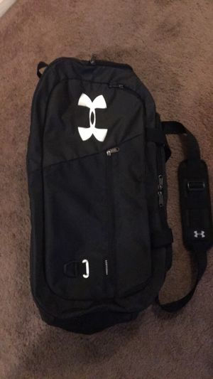 Under Armour Duffle Bag for Sale in Bonney Lake, WA