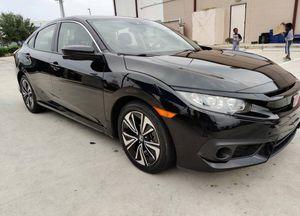 Wondrous cool 2018 Honda Civic EX-Turbo w for Sale in Winter Garden, FL