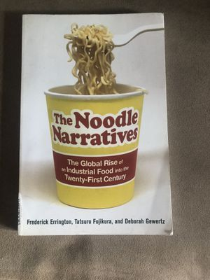 The Noodle Narratives Book for Sale in Chicago, IL